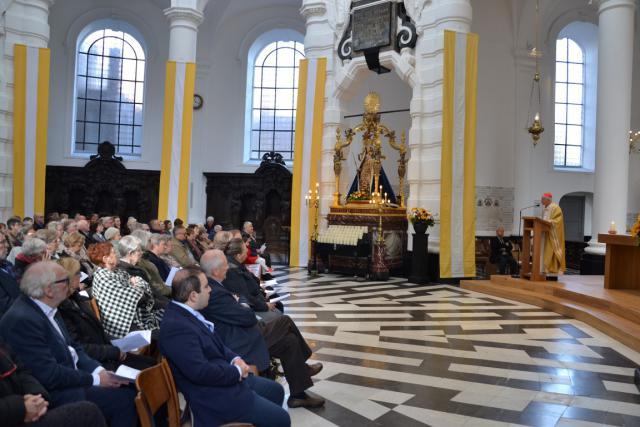 Viering 30 jaar Hanswijkbasiliek © Persdienst aartsbisdom