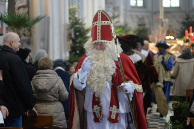 Sinterklaas © Luc Lioen