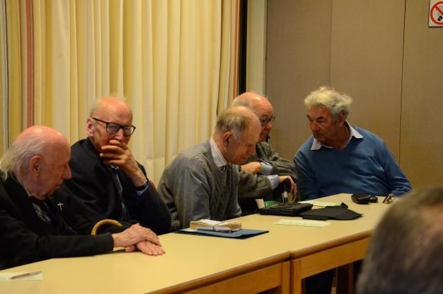 Bijeenkomst gepensioneerde priesters 2019 © (c) Hellen Mardaga