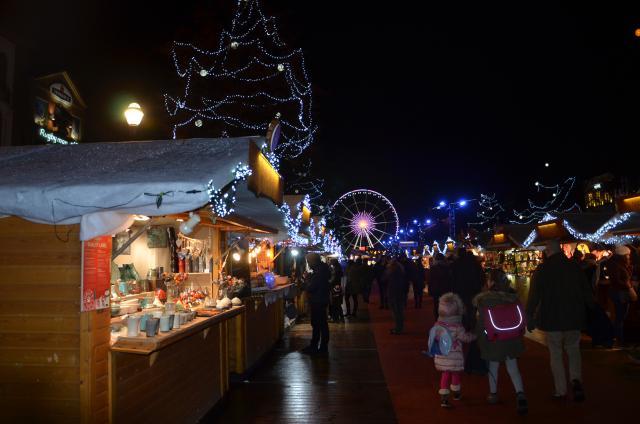 Kerstmarkt Sint-Katelijneplein