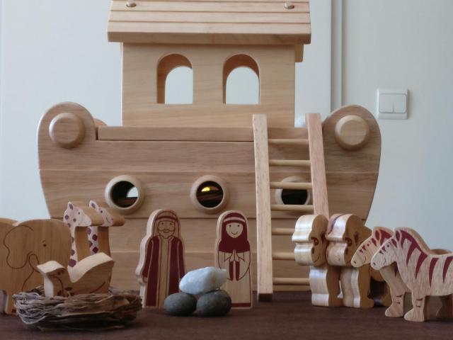 De Ark van Noach © Mariette dhondt