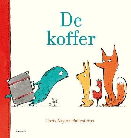 De koffer © Uitgeverij Gottmer Uitgevers Groep