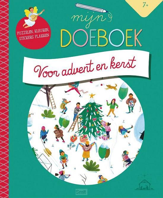 Doeboek voor advent en kerst 7+