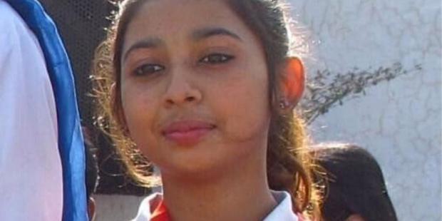 De 14-jarige christelijke Maira Shahbaz  © Kerk in Nood