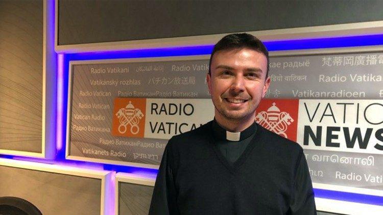 Don Epicoco © Vatican Media