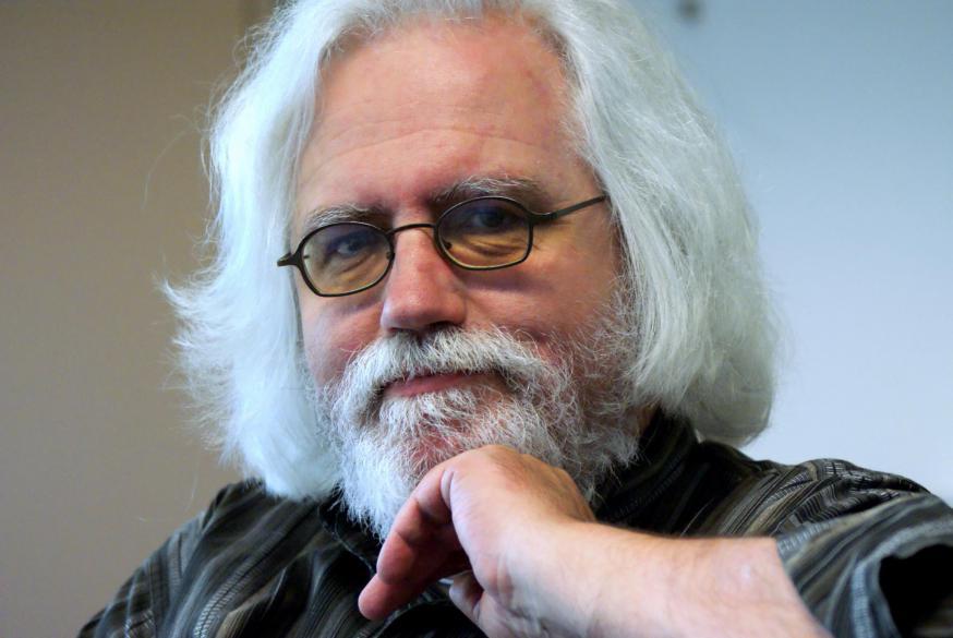 De Nederlandse lekendominicaan en theoloog Erik Borgman © Arjan Broers