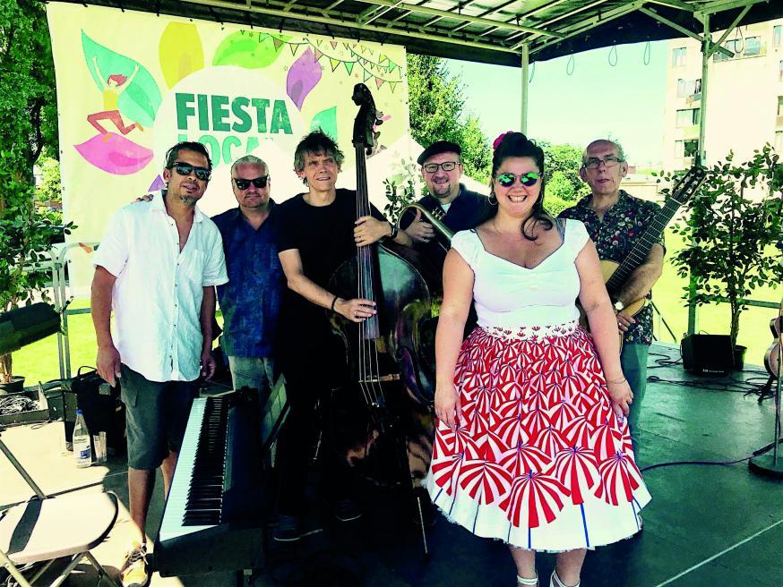 Maria Dolores Band