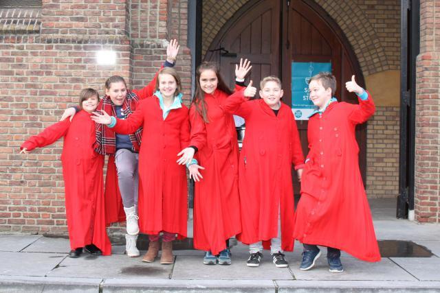 Westmeerbeek adventsactie © RH