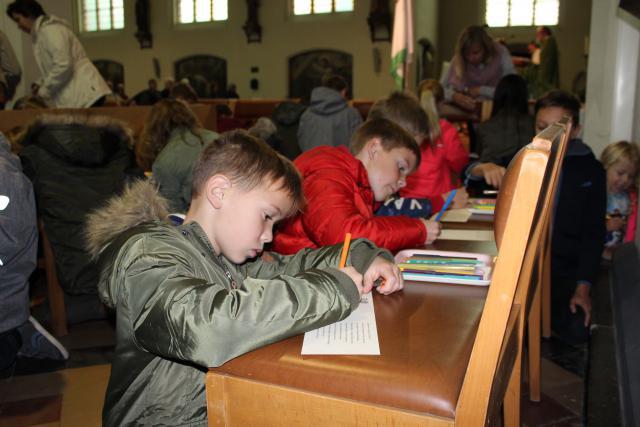 Gezinsviering en kerkverkenning Heultje © MDR