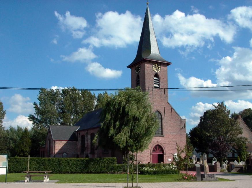 Sint-Niklaaskerk in Waterland Oudeman © Claraparochie