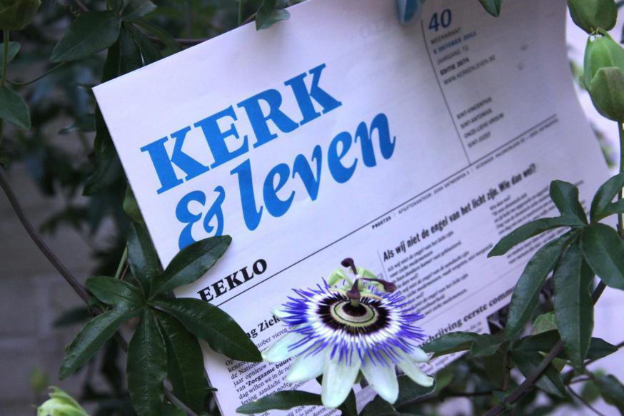 Kerk & Leven - editie Eeklo © Parochie Eeklo - Kaprijke - Sint-Laureins