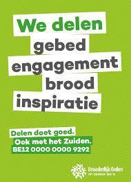 Campagne 2021: Delen doet goed  © Broederlijk Delen