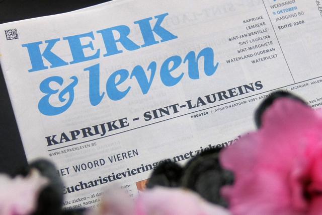Kerk & Leven - editie Kaprijke - Sint-Laureins © Parochie Eeklo - Kaprijke - Sint-Laureins