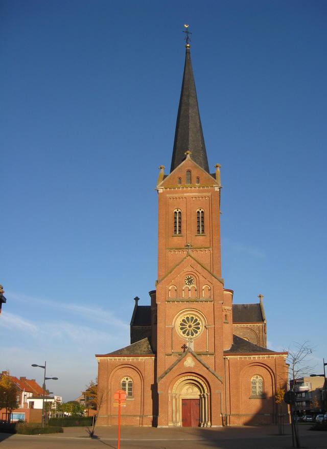 Sint-Jan de Doper, Paal-Dorp 20, 3583 Paal (c) L.R.