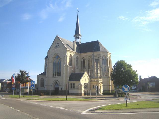 Kerk Wiemesmeer