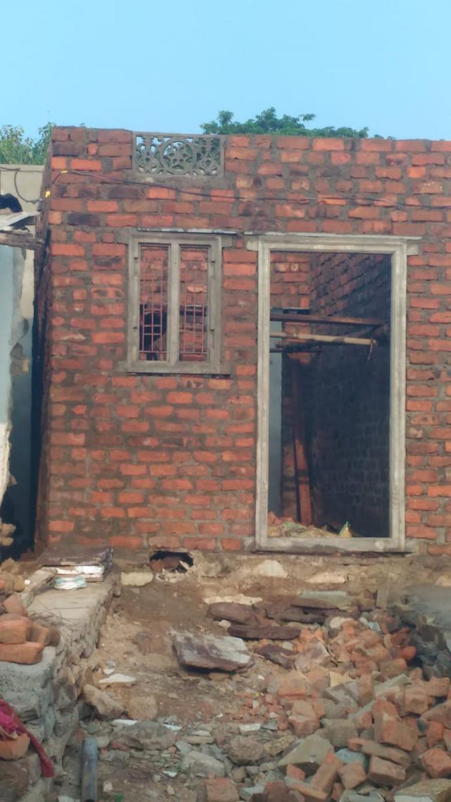 Met de steun van onze parochie wordt binnenkort een soortgelijk huisje opgericht. © Marina Van Der Hoeven