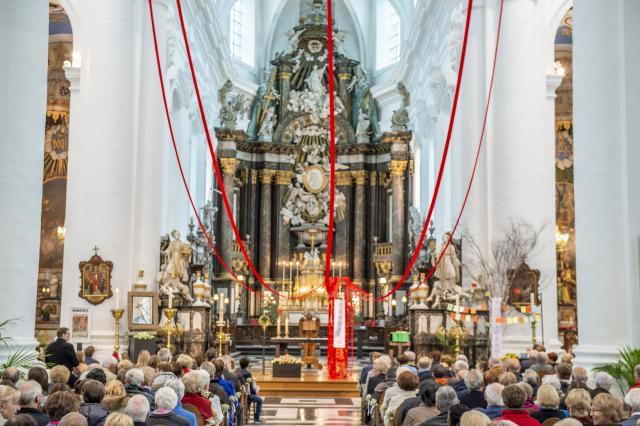 Missionaire kerkdag Ninove 22.10.2019 © Bisdom Gent, foto: Frank Bahnmüller
