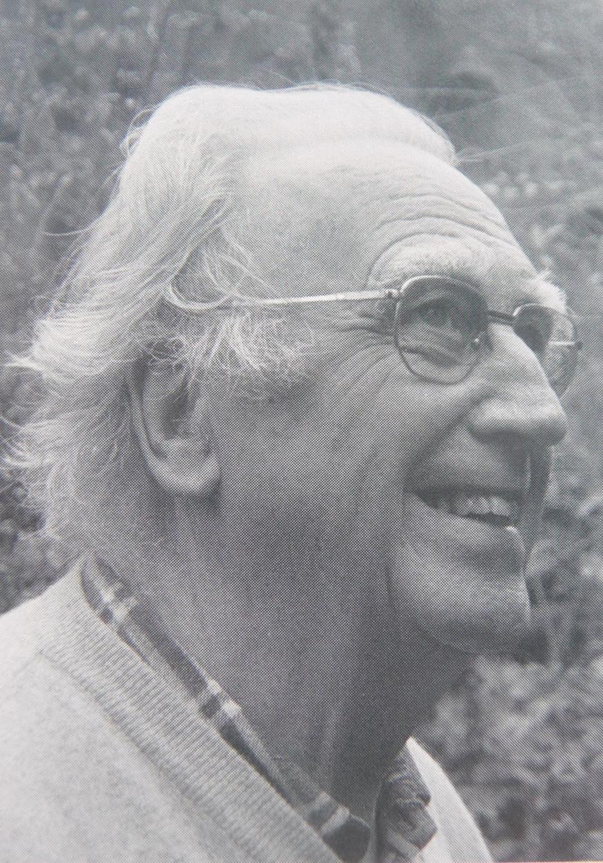 Dries Morel, gewezen pastoor St.-Bernadette