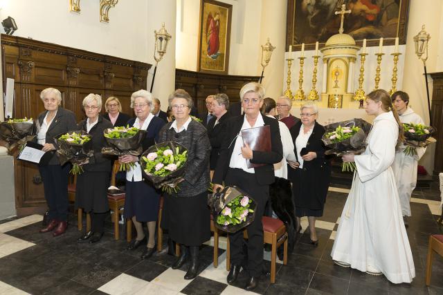 Sint-Martinuskoor Erpe