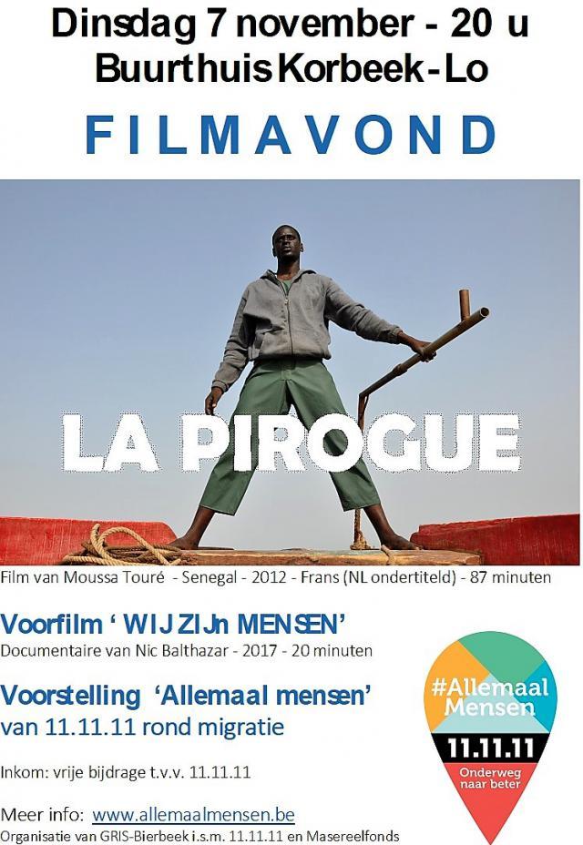 Filmavond © 11.11.11
