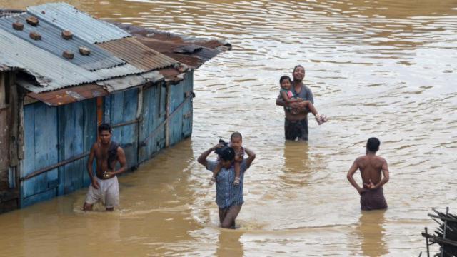 Flood Kerala © Fr. Varghese