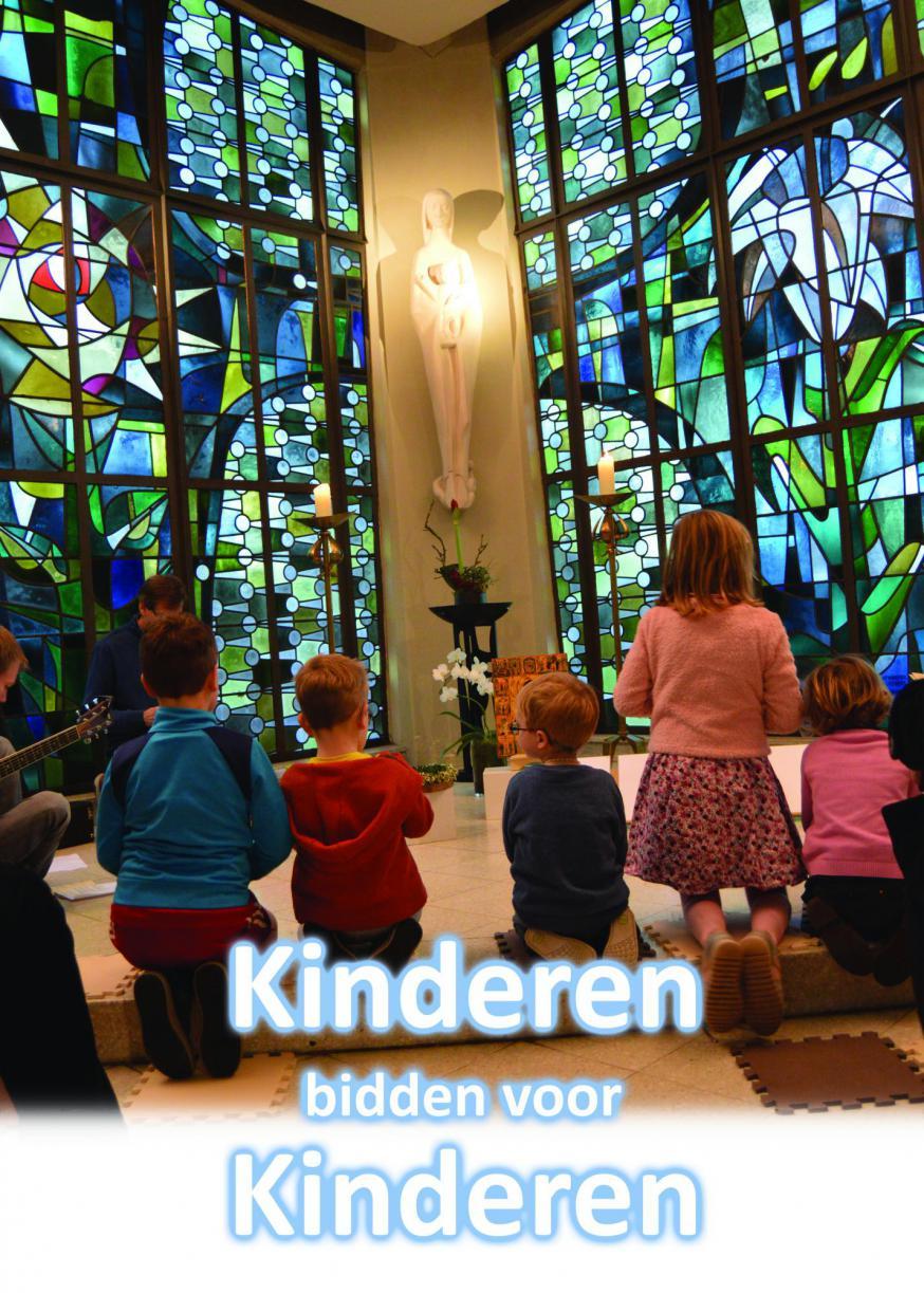 Kinderen bidden voor kinderen © Joris Vermeulen