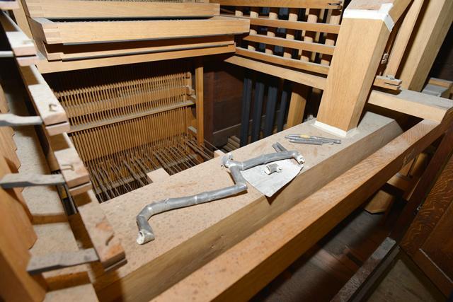 Forceville-orgel Abdijkerk Ninove © Herman De Meyer