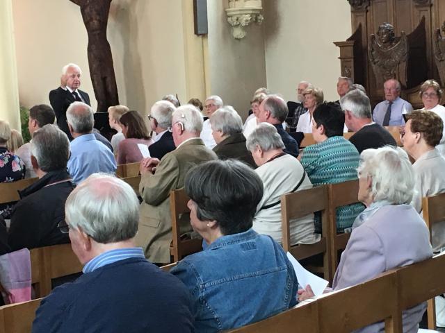 Eucharistieviering Jubilarissen 2018