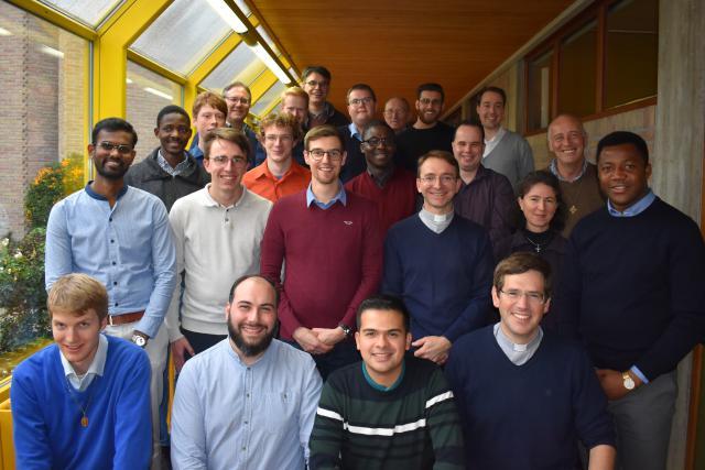 Groepsfoto december 2018 © Johannes 23 seminarie