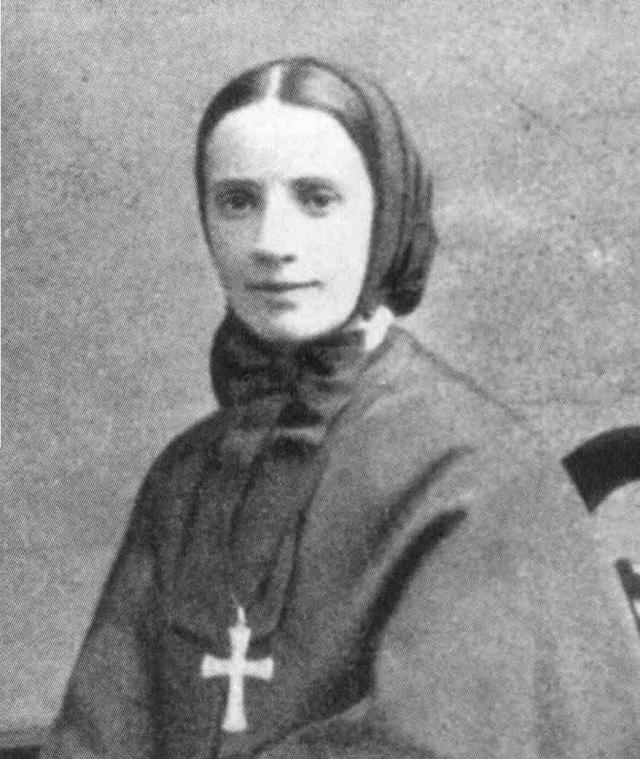Francesca Cabrini © Wikipedia