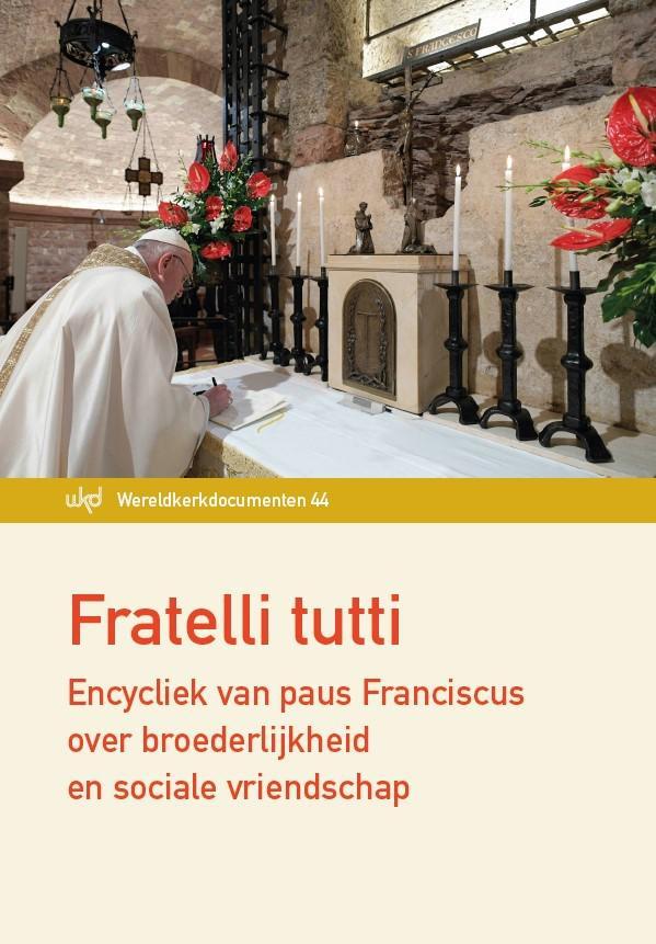 Fratelli tutti, Nederlandse vertaling van de encycliek © Halewijn