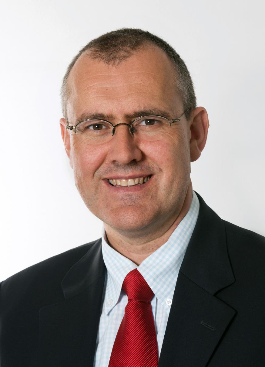 Geert De Kerpel, woordvoerder van de Bisschoppenconferentie van België © Ilse Prinsen