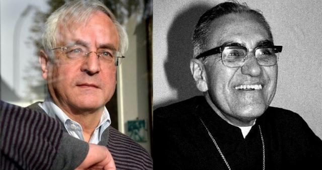 priester Geert Dedecker en Romero