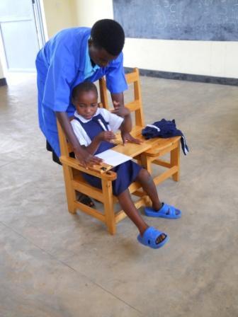 Geïntegreerd onderwijs Kamonyi © zrs bernardinnen