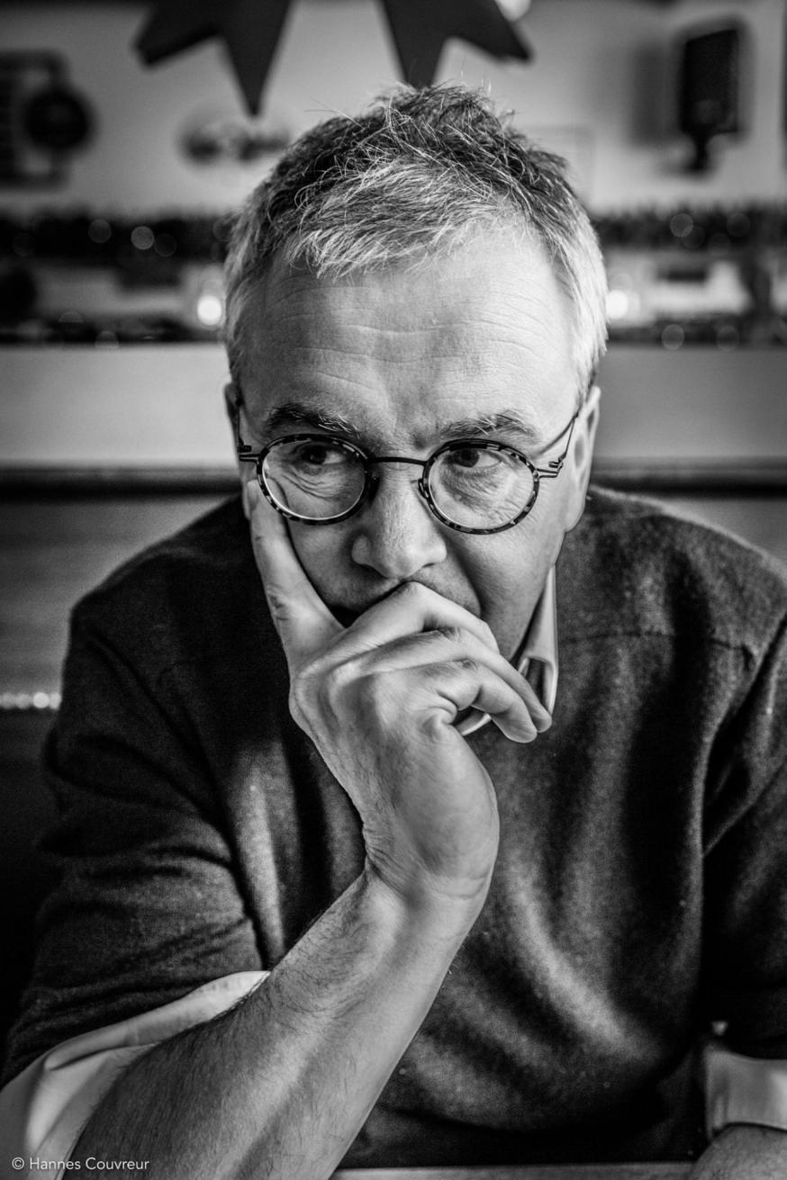 Geraard Goossens © Hannes Couvreur