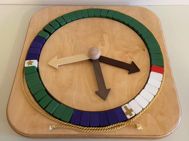 Godly Play Cirkel van het kerkelijk jaar © Els Agten