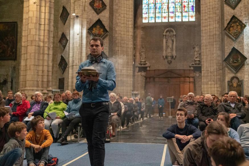 Goede Week © IJD Gent, foto: Koen Van den Bossche