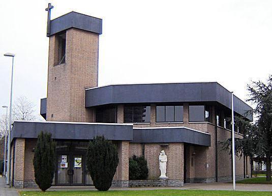 Heilige Familie - Hertenstraat, Sint-Niklaas