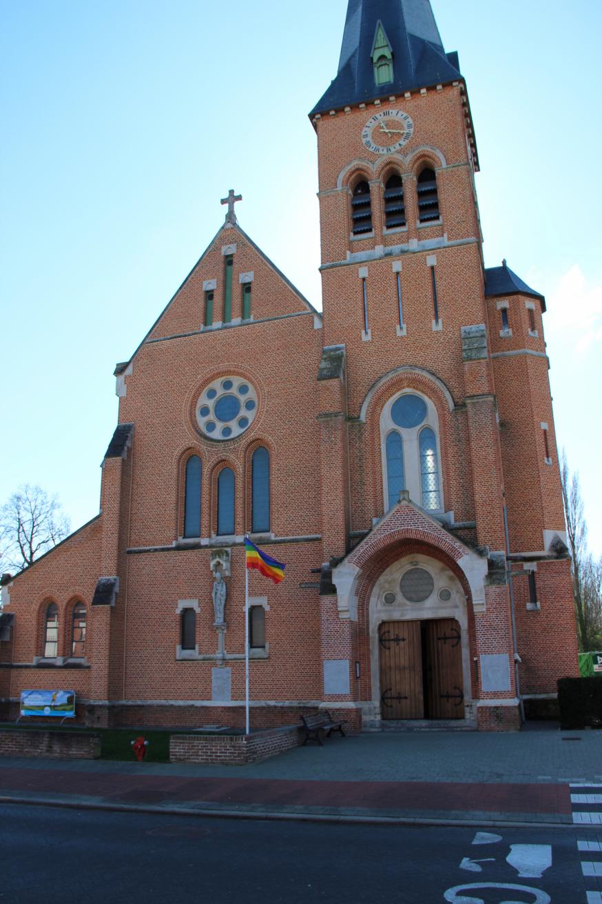 Pastorale Eenheid Mozes © Heist-Goor, Sint-Alfonsus