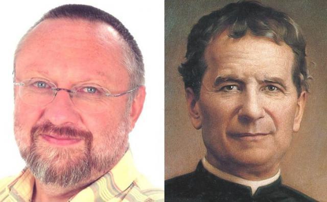 diaken Henk Sanders en Don Bosco