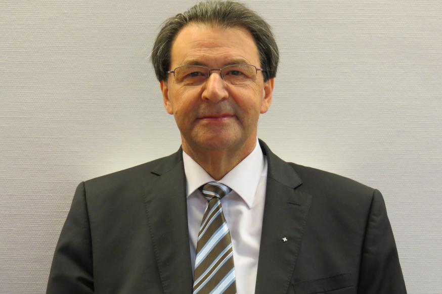Mgr. Herman Cosijns, secretaris-generaal van de Bisschoppenconferentie©IPID