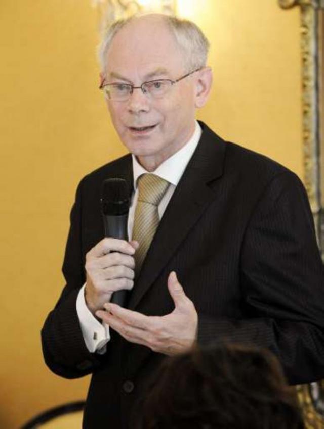 Herman Van Rompuy © Herman Van Rompuy