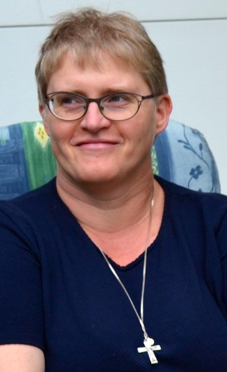 Zuster Hilde Bosmans, provinciale overste van de zusters van Don Bosco.
