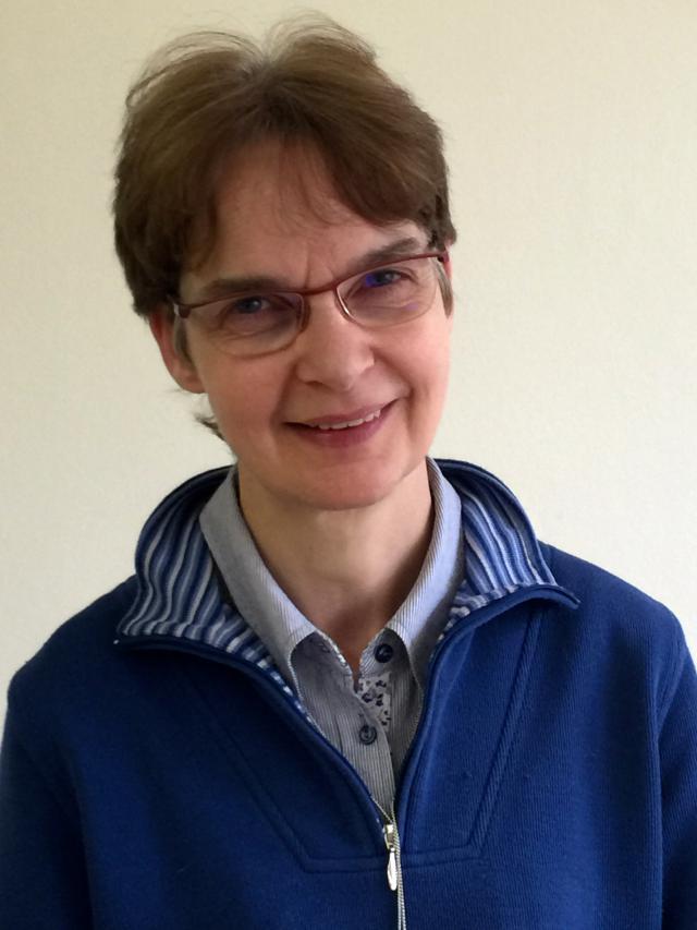 Zuster Bernardinne Hilde Flobert