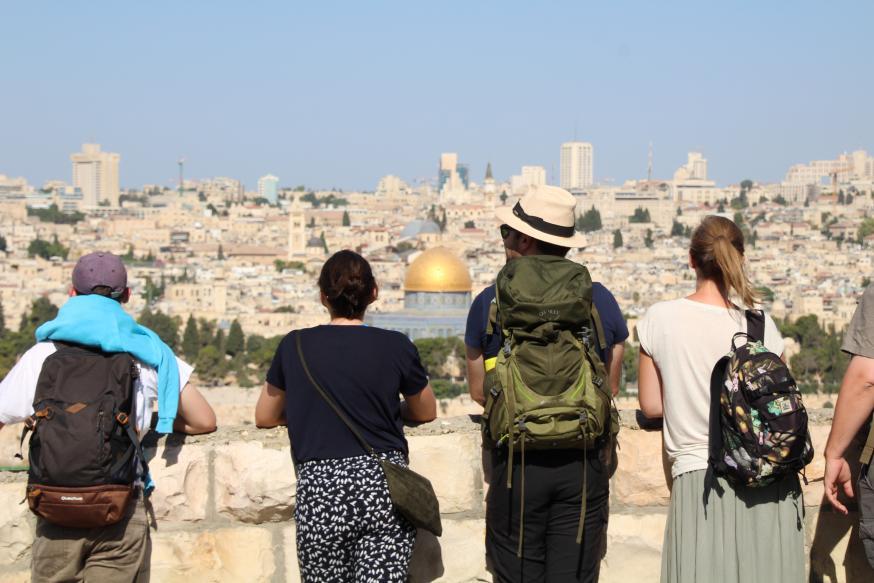 De rijkdom van Jeruzalem