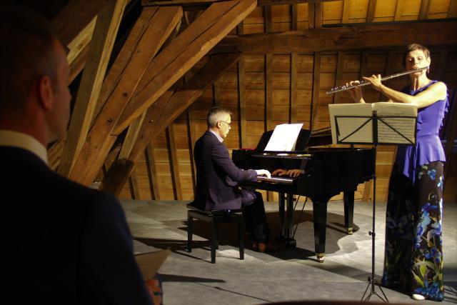 Jan Christiaens en Lieve Wouters © Bisdom Gent, foto: Ellen Eeckhout