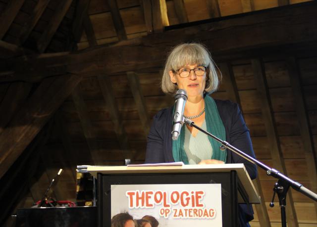 Directeur Kathleen Martens © Bisdom Gent, foto: Ellen Eeckhout