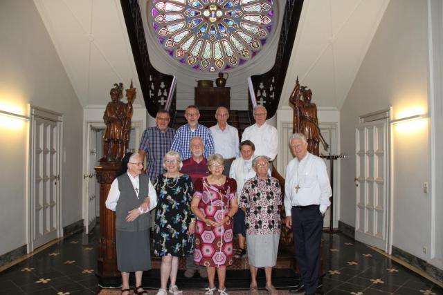 Missionarissen op bezoek © Bisdom Gent, foto: Ellen Eeckhout