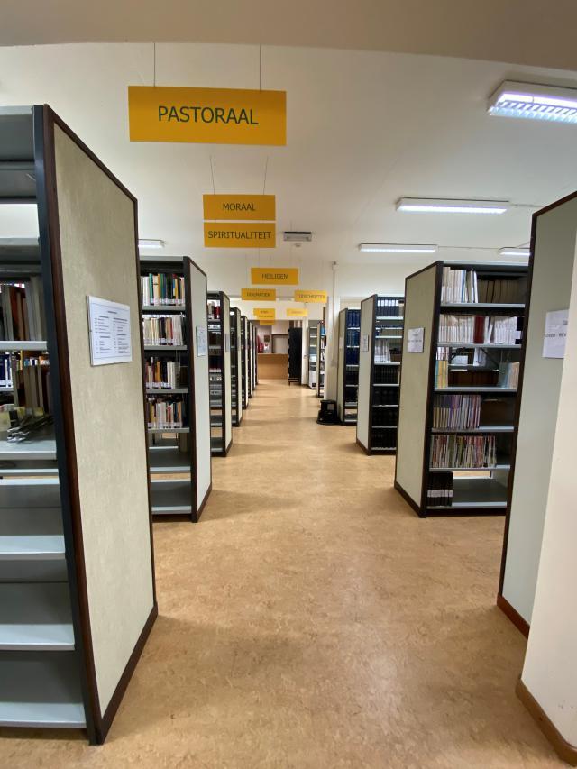 Bibliotheek PCS Hasselt © Bisdom Hasselt