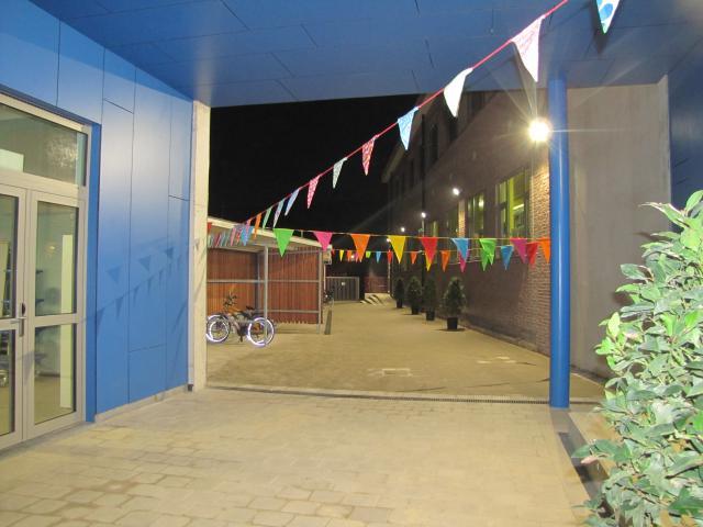 Feest in de Basisschool Visitatie in Sint-Amandsberg